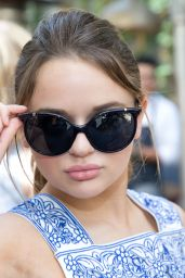 Joey King – Empoweress Lunch at Estrella in Los Angeles 7/7/2016