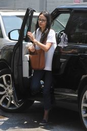 Jordana Brewster - Out in West Hollywood, June 2016