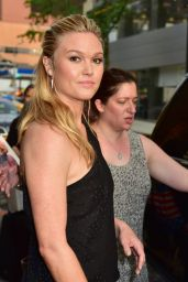 Julia Stiles - The Daily Show With Trevor Noah - NZC 7/7/2016