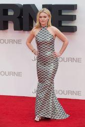 Julia Styles – 'Jason Bourne' Movie Premiere in London 7/11/2016