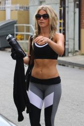 Julianne Hough in Spandex - Tracy Anderson