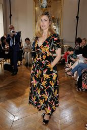 Julie Gayet - Boucheron Fashion Haute-Couture F/W 2016/2017 in Paris 7/4/2016