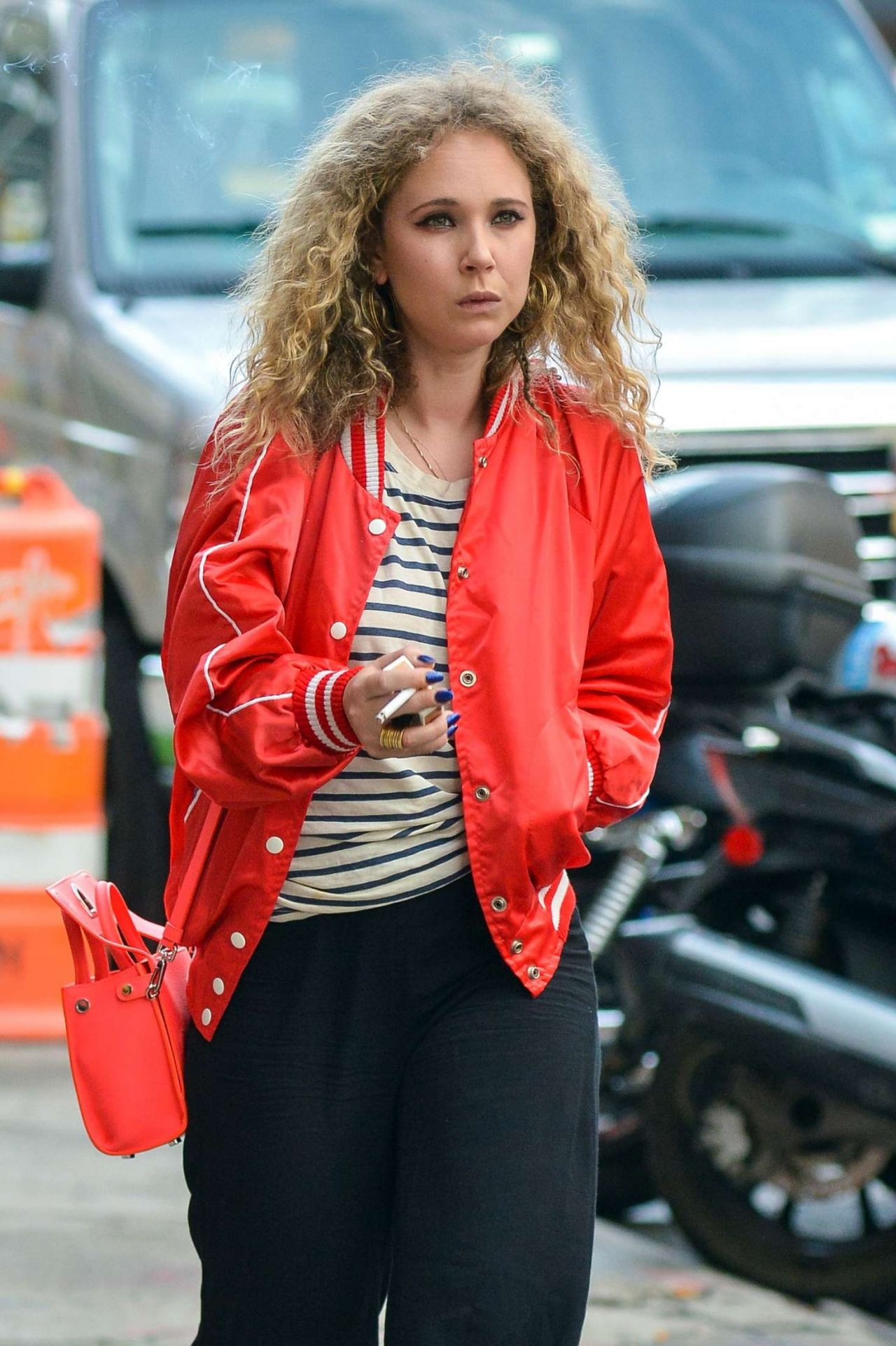 Juno Temple Out In Manhattan 7 1 2016