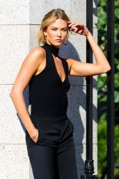 Karlie Kloss - Photoshoot in New York City, July 2016