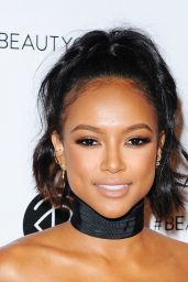 Karrueche Tran – Beautycon Festival in Los Angeles, July 9 2016