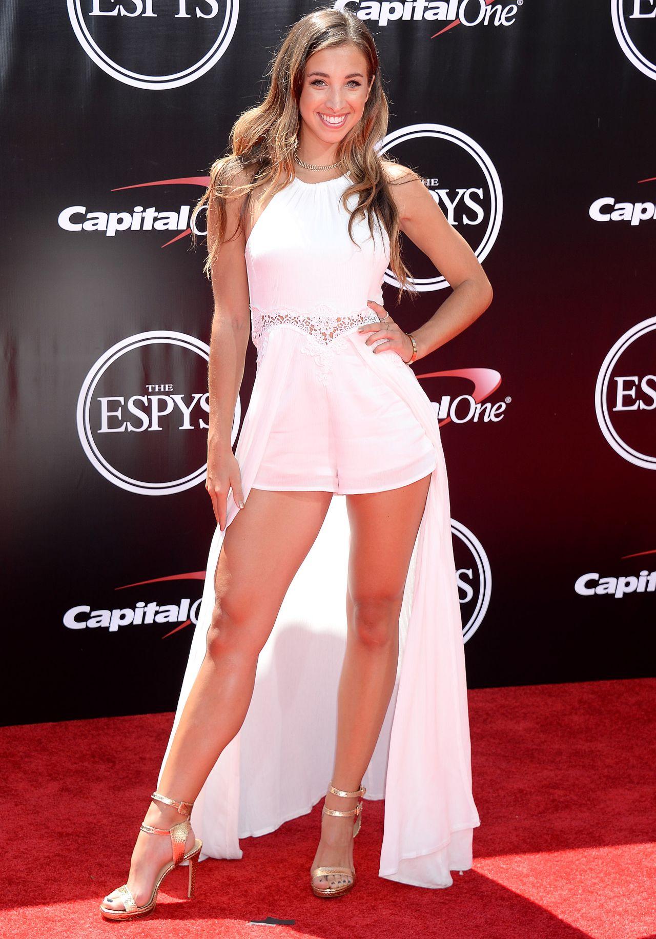 Kate Austin Espy Awards 2016 In Los Angeles