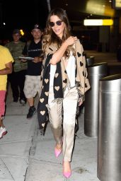 Kate Beckinsale at JFK Airport in NYC, 07/06/2016