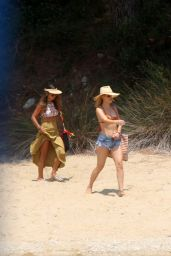 Kate Hudson in Bikini Top - Skiathos Island in Greece 7/25/2016