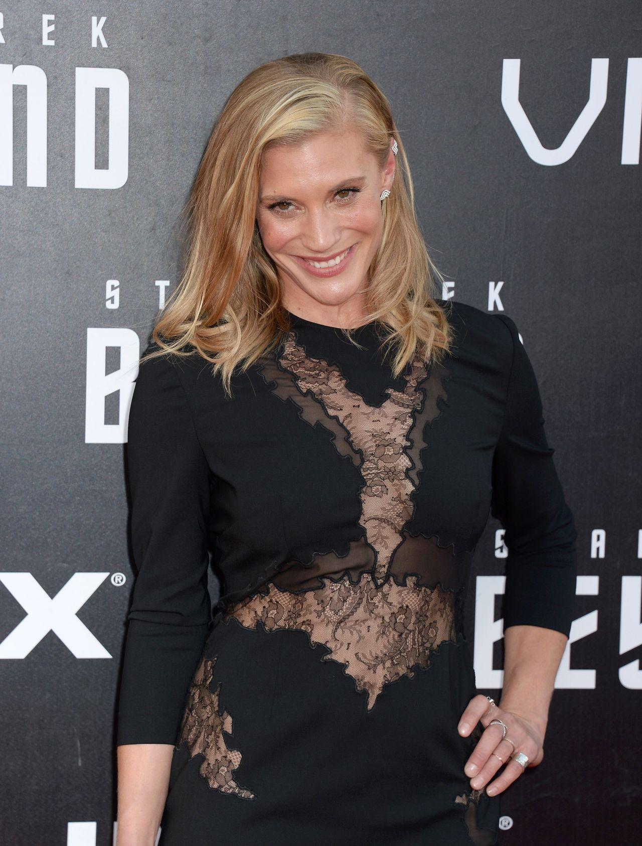 Katee Sackhoff – Paramount Pictures' 'Star Trek Beyond ...