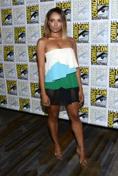 Katerina Graham – Entertainment Weekly's Comic Con Bash in San Diego 7/23/2016