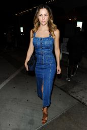 Katharine McPhee Night Out - Craig
