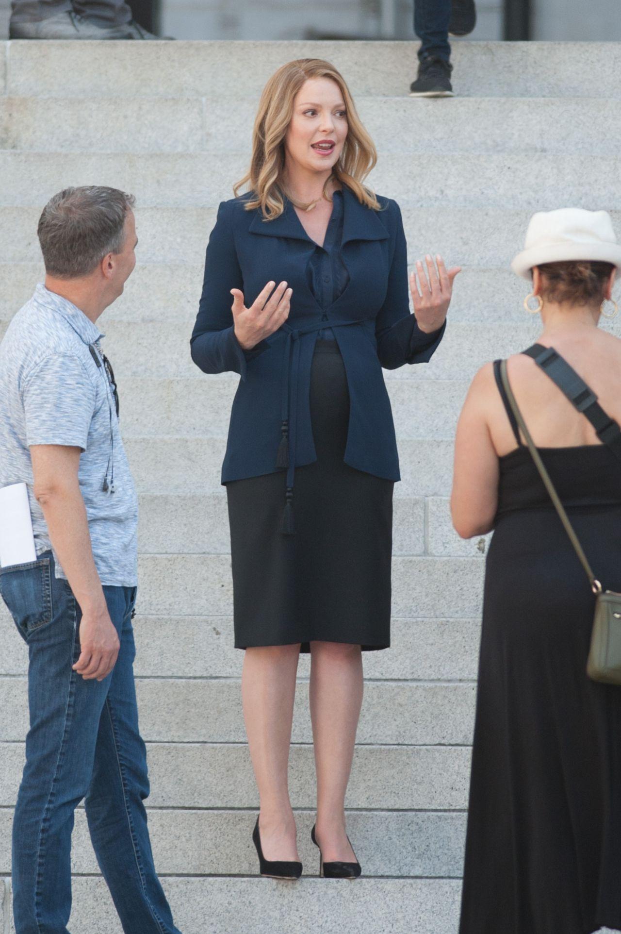 Кэтрин хейгл фото беременной 229