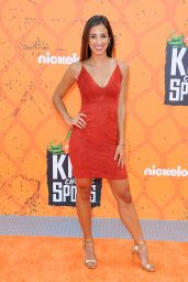 Katie Austin – Nickelodeon's Kids' Choice Sports Awards 2016 in Westwood, CA
