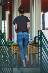 Katie Holmes - Out in Calabasas 7/15/2016