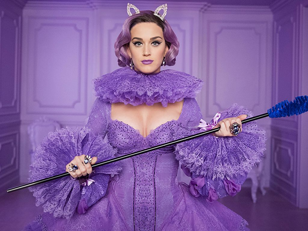 Katy Perry - CoverGirl Photoshoot July 2016