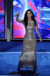 Katy Perry Performs at Democratic National Convention at Wells Fargo Center in Philadelphia 7/28/2016