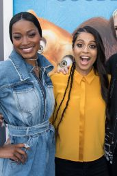 Keke Palmer – 'Ice Age Collision Course' Premiere in Los Angeles 7/16/2016