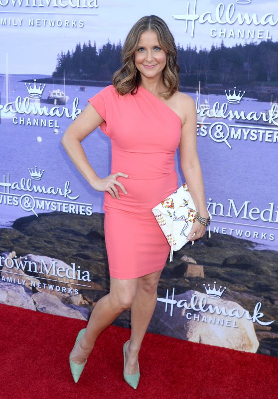 Kellie Martin – Hallmark Movies and Mysteries Summer 2016 TCA Press Tour in Beverly Hills 7/27/2016