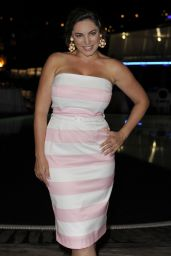 Kelly Brook - 2016 Ischia Global Film & Music Fest 7/16/2016