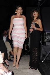 Kelly Brook - 2016 Ischia Global Film & Music Fest 7/16/2016