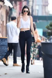 Kendall Jenner Chic Outfit - NYC 7/22/2016