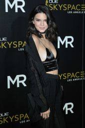 Kendall Jenner – Launch Of OUE Skyspace in Los Angeles, CA 7/14/2016