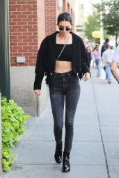 Kendall Jenner - Out in NYC 7/11/2016