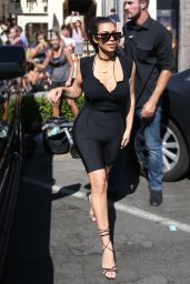 Kim Kardashian - Arriving at a Store Opening in San Diego 7/26/2016