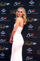 Kimberley Garner - Grand Prix Ball in London 07/06/2016