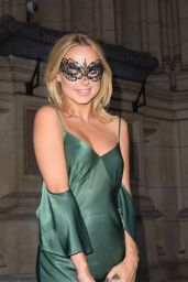 Kimberley Garner - Revlon Choose Love Masquerade Ball in London, UK 7/21/2016