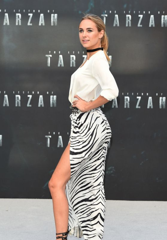 Kimberley Garner – 'The Legend of Tarzan