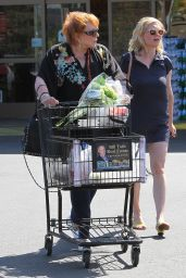 Kirsten Dunst - Shopping in Los Angeles 6/30/2016