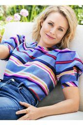 Kristen Bell - Redbook Magazine August 2016 Issue