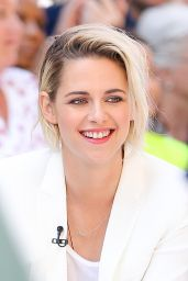 Kristen Stewart at Good Morning America in New York City 7/11/2016