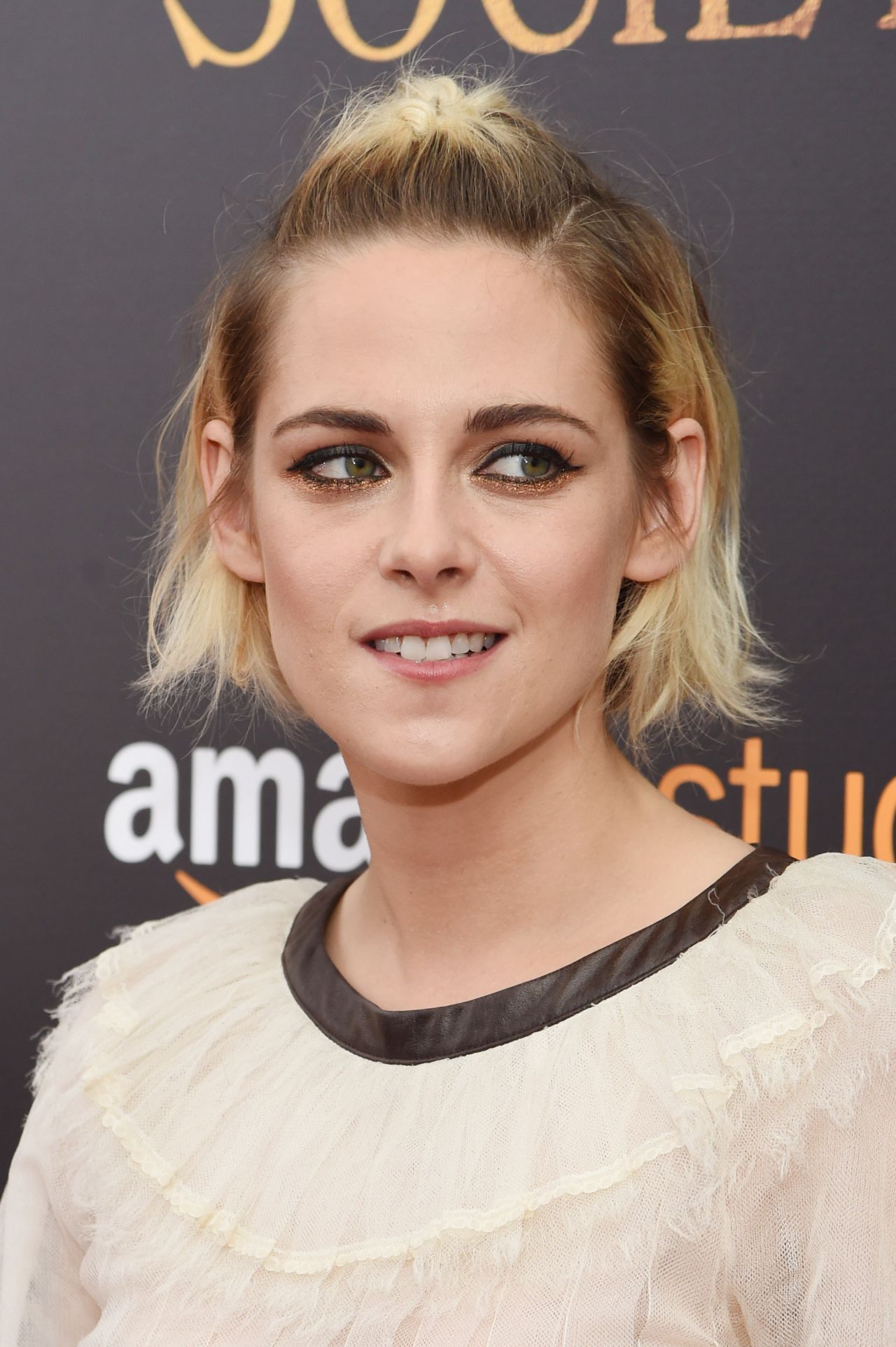Kristen Stewart Cafe Society Premiere In New York City