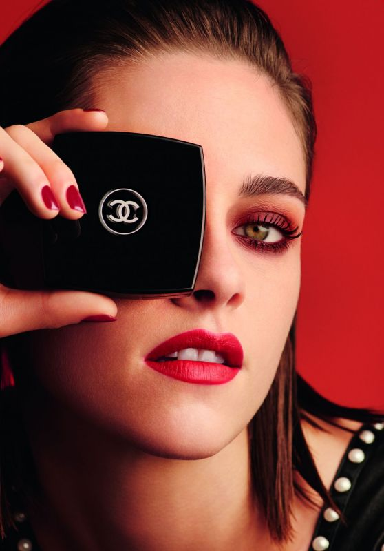 Kristen Stewart - Chanel Le Rouge Collection N°1 Summer 2016 Campaign