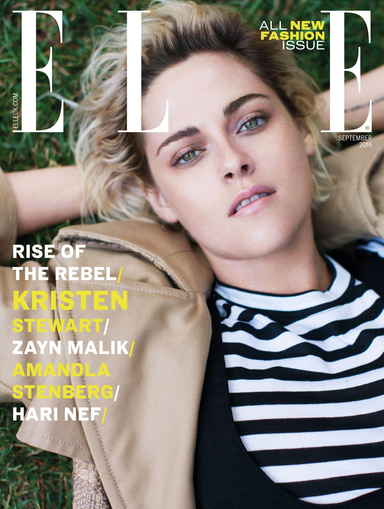 September 2016 Popsugar Must Have Box Review: Elle Magazine UK September 2016 Photos