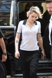 Kristen Stewart - Out in NYC 7/12/2016