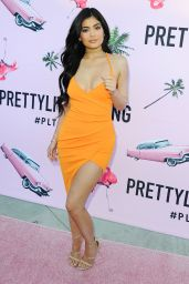 Kylie Jenner - PrettyLittleThing.com Us Launch Party in LA 7/7/2016