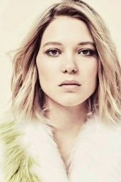 Léa Seydoux - Photoshoot for Louis Vuitton, 2016