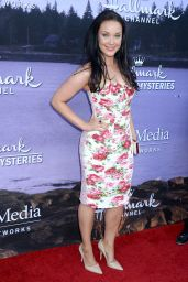 Laci Mailey – Hallmark Movies and Mysteries Summer 2016 TCA Press Tour in Beverly Hills 7/27/2016
