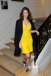 Laetitia Casta - Dior Haute Couture Fall/Winter 2016-2017 Show in Paris 7/4/2016