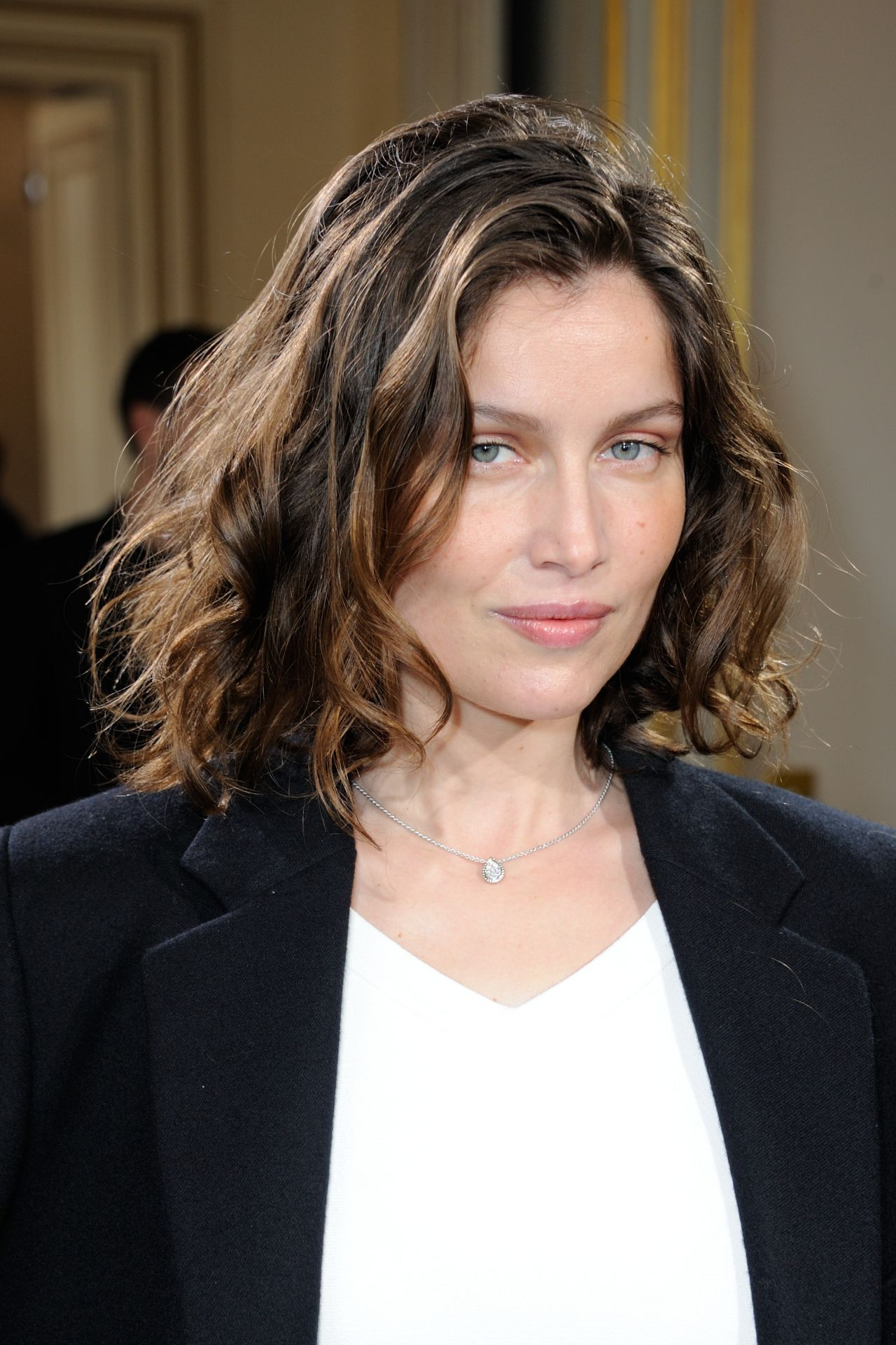 Laetitia Casta Presentation Of Maison Boucheron New