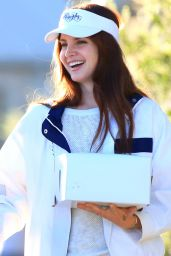 Lana Del Rey Street Style  - Out in Malibu 7/3/2016