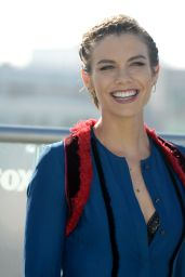 Lauren Cohan – 'The Walking Dead' Press Line at Comic-Con International in San Diego 7/22/2016