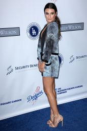 Lea Michele - LA Dodgers Foundation Blue Diamond Gala in Los Angeles 7/28/2016