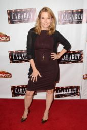 Lea Thompson - Opening of CABARET in Hollywood 7/20/2016