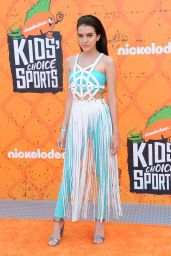 Lilimar Hernandez – Nickelodeon's Kids' Choice Sports Awards 2016 in Westwood, CA