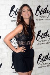 Lily Aldridge – Launch of the 'Body By Victoria The Easy Collection' – Victoria's Secret Soho Store in NYC 7/26/2016