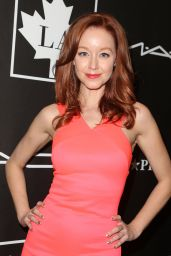 Lindy Booth - Golden Maple Awards 2016 in Los Angeles